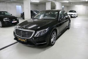 Mercedes-Benz S 350 BlueTEC 4MATIC  AMG Line SPLITVIEW LED ILS