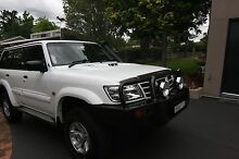 2004 Nissan Patrol WagonSTL Luxury pack. Hornsby Heights Hornsby Area Preview