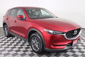 2017 Mazda CX-5 GS GS w/HEATED SEATS AND WHEEL, NAVIGATION, P...