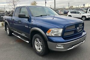 2010 Dodge Ram 1500 OUTDOORSMAN QUAD 4X4 A/C MAGS