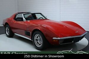 Corvette C3 Stingray V8 1971