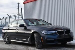 2018 BMW 5 Series 530i xDrive 2.9% Interest Available