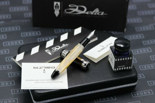 Delta Federico Fellini Limited Edition Fountain Pen