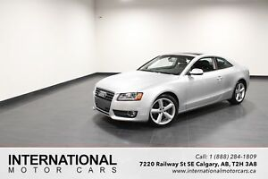 2012 Audi A5 S-LINE! BLOWOUT PRICING!
