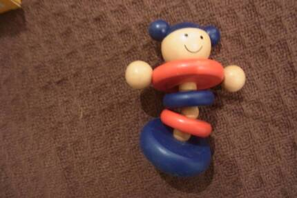 wooden toy for toddlers NEW