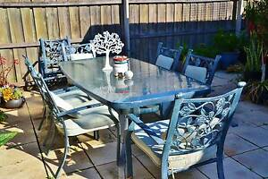 Outdoor Dining Setting Highton Geelong City Preview