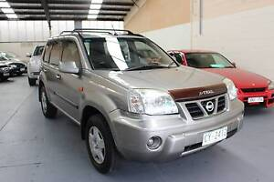 2003 Nissan X-trail Auto 1 Year Warranty With Rego + RWC Mordialloc Kingston Area Preview