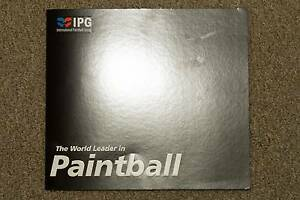 10 International Paintball Group IPG VIP tickets valid till 02/21 Clayton Monash Area Preview