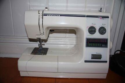 Janome My Style 16 Sewing Machine Yeronga Brisbane South West Preview