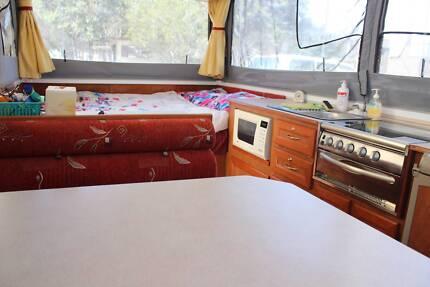 Goldstream wind up caravan-camper
