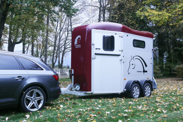 Cheval Liberte Gold Touring - Country mit Frontausstieg