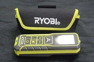 Ryobi 30m Laser Distance Measurer Frankston Frankston Area Preview