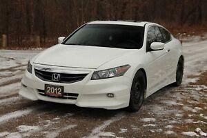 2012 Honda Accord EX-L V6 HFP Package | NAVI | V6 | CERTIFIED