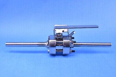 14 3-piece 304l Sch40 Butt Weld Stainless Steel Ball Valve Pneumatic Hydraulic