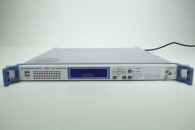 Rohde Schwarz Sfe100 Test Transmitter Signal Generator Opt B90