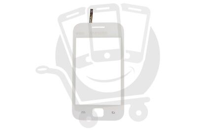 Genuine Samsung Galaxy Ace Duos S6802 White Touchscreen / Digitizer - GH59-12322