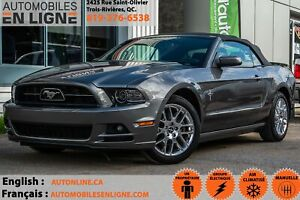 2014 Ford Mustang V6 Premium CONVERTIBLE | MAGS | BLUETOOTH | MA