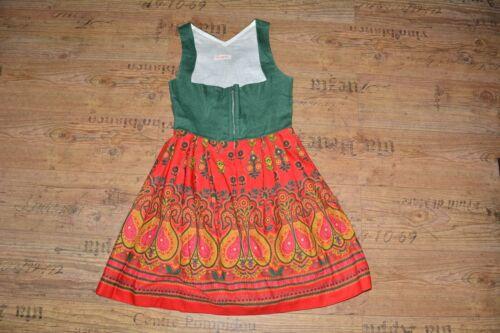 Dirndl dress Bavarian dress Oktoberfest dress  German dress  Cottagecore Size M