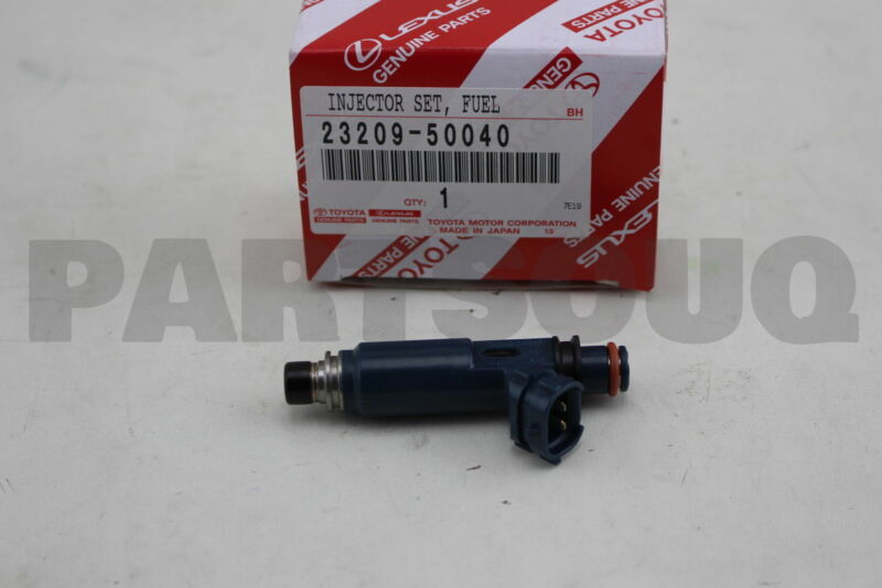 2320950040 Genuine Toyota Injector Assy, Fuel 23209-50040