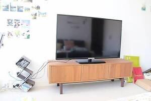 IKEA STOCKHOLM TV Shelf (Walnut Vaneer) - Original Price $499 Woolloomooloo Inner Sydney Preview