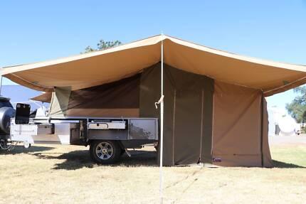 2014 OUTBACK TANAMI OFF ROAD CAMPER TRAILER
