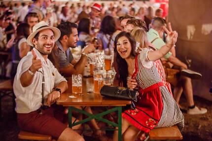 FREE Oktoberfest tickets