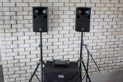 Speakers for Hire! - $150/day - (incl delivery) Event/Party Hire
