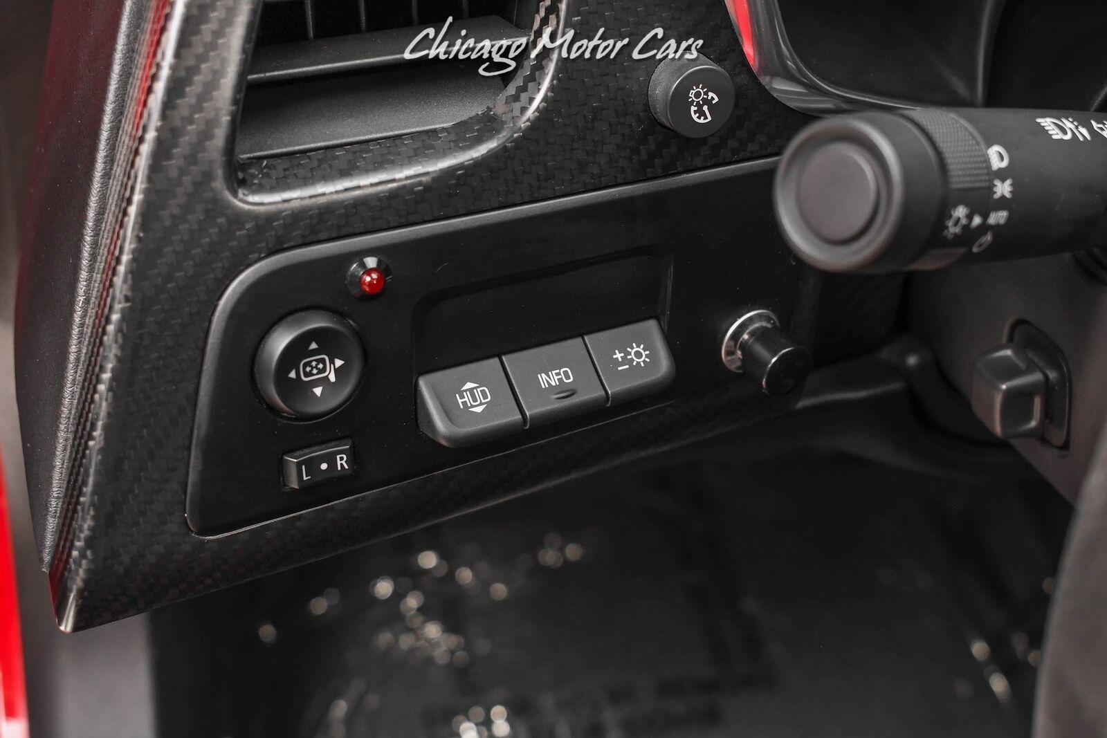 2014 Red Chevrolet Corvette Stingray 2LT | C7 Corvette Photo 9