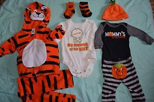 3-6month Halloween outfits