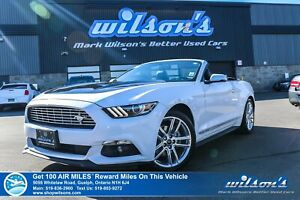 2017 Ford Mustang Convertible EcoBoost Premium - Leather, Naviga