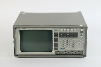 HP Hewlett Packard 53310A Modulation Domain Analyzer W/ Opts. 030, -