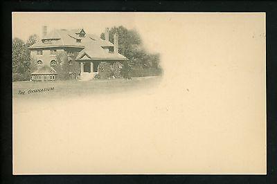 Pennsylvania Pa Postcard Bryn Mawr College   The Gymnasium Vintage