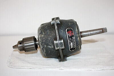 Ettco 2b Tapping Head No. 10 To 38 Capacity Mt2 Shank Jacobs 2a Chuck