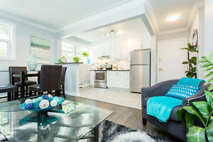 1 BED New Renovated Unit close to Mohawk College Available Now