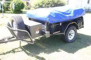 Camel trailer with many extras Mansfield Brisbane South East Preview