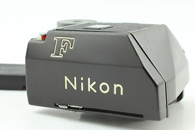 [NEAR MINT+++ Meter Work] NIKON F Photomic T Finder Black For F JAPAN