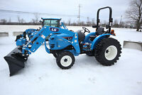 MT225HE Compact Tractor