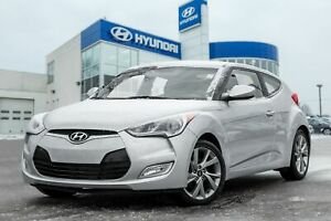 2016 Hyundai Veloster SE, BACKUP CAM, HEATED SEATS, ALLOYS , PUS