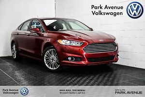2016 Ford Fusion SE AWD // NAVI | CUIR | TOIT | MAGS | DÉMARREUR