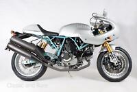 Ducati Paul Smart 1000 Ltd all original with low miles