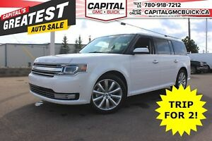 2017 Ford Flex LIMITED ECOBOOST AWD |  21K KMS