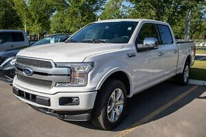 2019 Ford F-150 Platinum FX4 Off-Road Package, Tough Bed Spra...