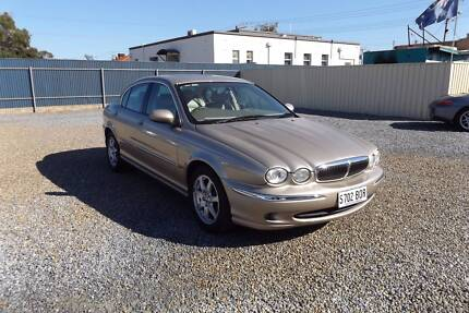 2002 Jaguar X Type Sedan ONLY 139000 KM'S