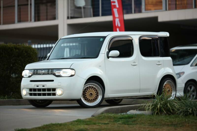 my 2010 nissan cube wagon black seat covers new wheels tyres