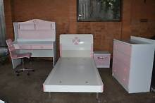 5 PEICE KIDS BEDROOM FURNITURE, excellent condition(delivery avai Inala Brisbane South West Preview