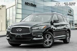 2016 Infiniti QX60 [LOW KMS!] [Premium Package] [360 Cam] [Navi]