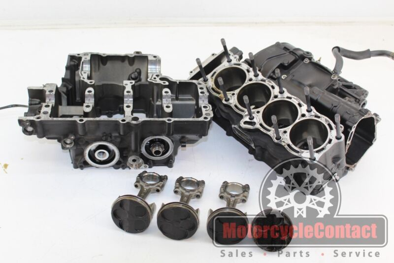 Details about 04 05 06 YAMAHA R1 ENGINE MOTOR CRANK CASE BLOCK UPPER LOWER  CASES CYLINDERS