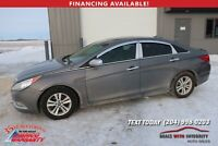 2011 Hyundai Sonata GLS Loaded 4 cyl sedan 212,000 km NOW $5995