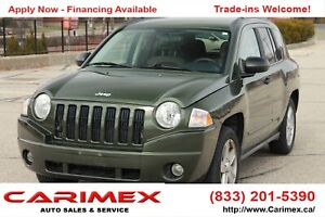 2009 Jeep Compass Sport/North CERTIFIED