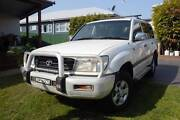 2000 Toyota Landcruiser GXL Manual 4x4 Long Jetty Wyong Area Preview
